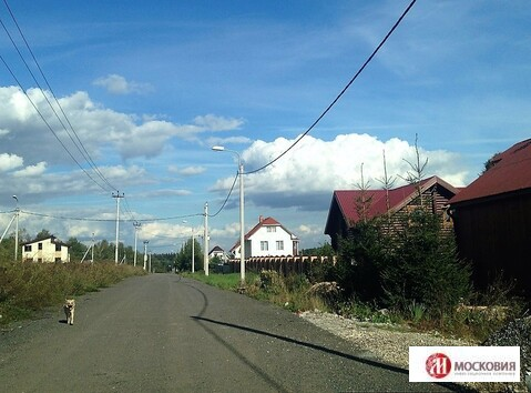 Прилесной участок 26 сот. 30 км Калужского или Варшавского ш - Фото 1