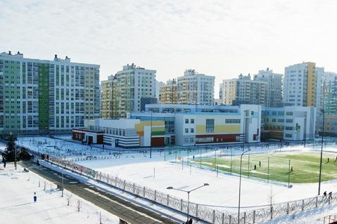 Екатеринбург, академический, 3-Х ком. кв. 5 эт. краснолесья, 117 - Фото 1
