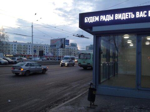 Аренда торгового помещения, ул. 50 лет Октября 3а, площадью 35 кв.м - Фото 3