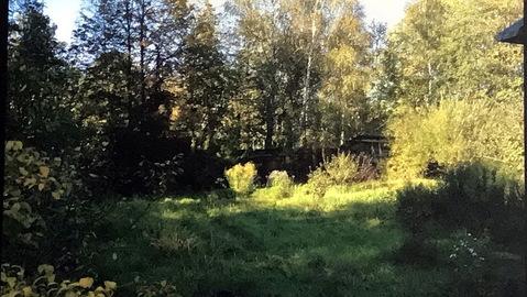 Дача в 15 км от м. Саларьево. Лесной участок. Городская ифраструктура - Фото 2