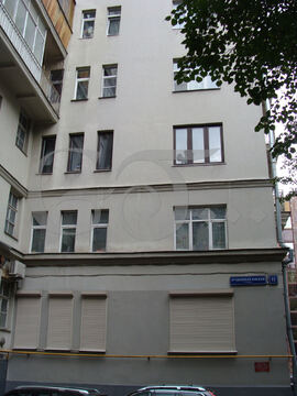 3-х комнатная квартира в сталинском доме в Центре Москвы - Фото 3