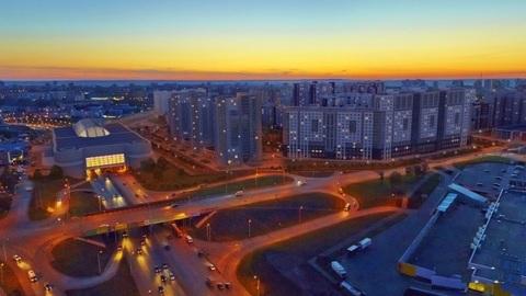 Двухкомнатная квартира в г. Уфа. Квартал Энтузиастов. Планета - Фото 1