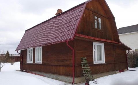 Дом 140 кв.м, 8 сот, 38 км от МКАД. Киевское или Калужское ш. - Фото 2