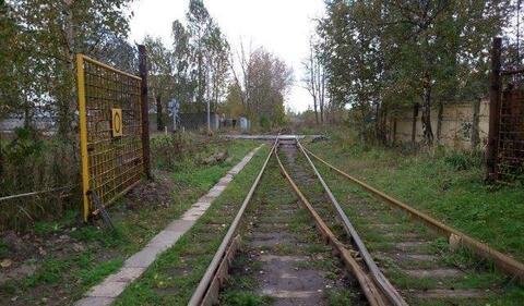 Участок с ж.д. тупиками в Колпинском р-не спб - Фото 2