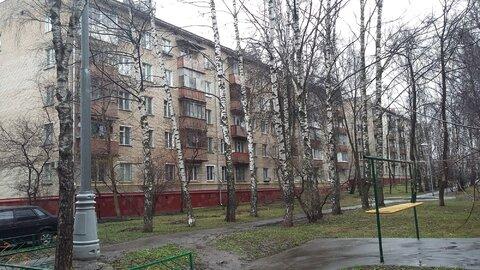 Сдаю 2-х комнатную квартиру м.Молодежная ул.Горбунова 11к1 - Фото 1