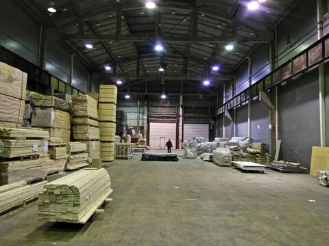 Аренда под склад производство 1732 кв.м - Фото 3
