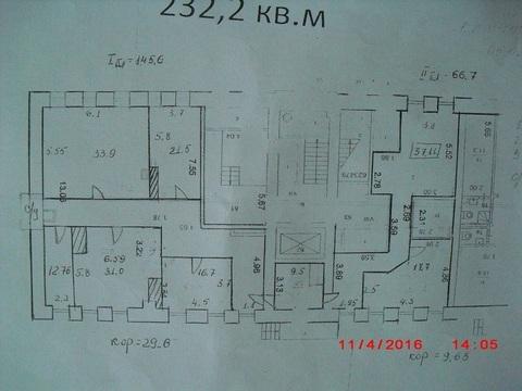 Офис 71 кв.м, 1 этаж ж.д, метро Бауманская, ул. Бауманская, д.43с2 - Фото 3
