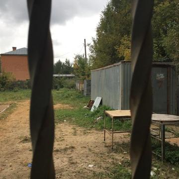 Земельный участок 10 соток с железным вагончиком - Фото 5