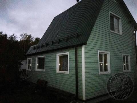 Уютный теплый дом из кирпича в СНТ Анис, г.о. Подольск, Климовск. - Фото 2