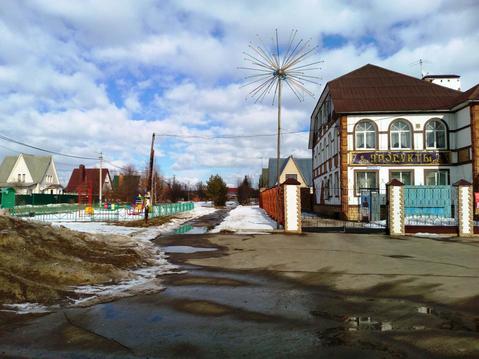 Продается участок 10 соток в селе Вельяминово, Домодедовский р-н, - Фото 1