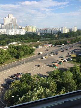 1-комнатная Булатниковский проезд 14 к3 - Фото 1