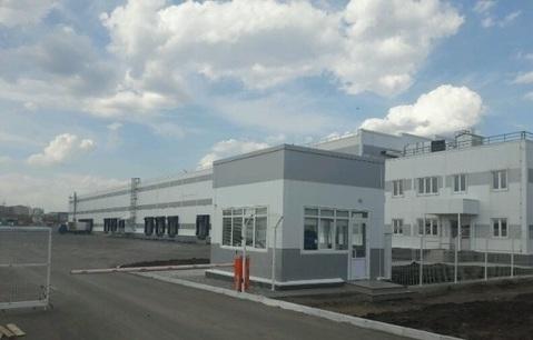 Сдам новый складской комплекс 5000 кв.м. - Фото 1