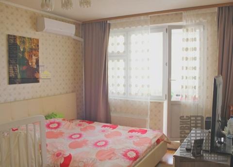 Двухкомнатная квартира с отличным ремонтом, свободная продажа, 1 соб-к - Фото 1