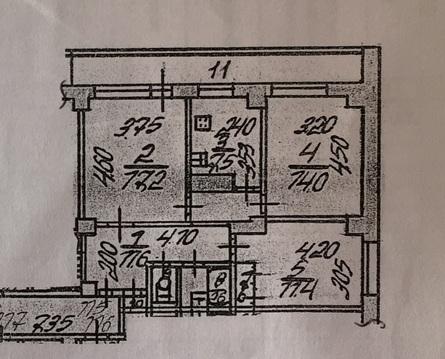 Продажа 3 комнатной квартиры Подольск улица Кирова - Фото 2