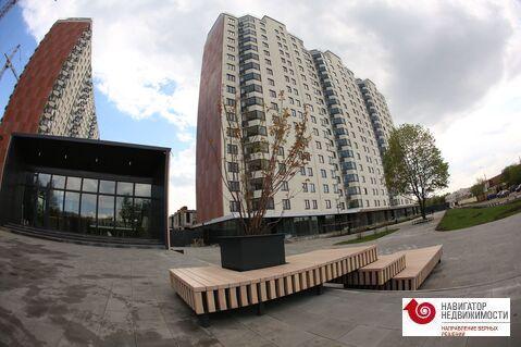 1 комнатная квартира 39,61 кв.м в ЖК 21/19 - Фото 5
