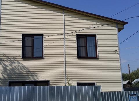 Продается новый 2-этажный дом - Фото 1