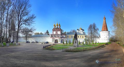 Двухкомнатная квартира в крупном селе Теряево Волоколамского района МО - Фото 2