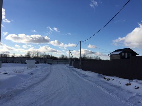 Продам дом 213 кв м на 10 сот земли ИЖС в 10 км от КАД в дер Скотное - Фото 2