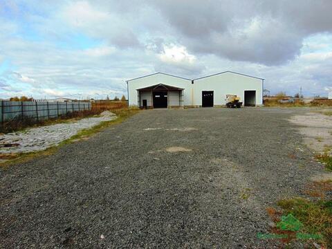 Производственно-складское помещение с земельным участком - 89 км МКАД - Фото 2