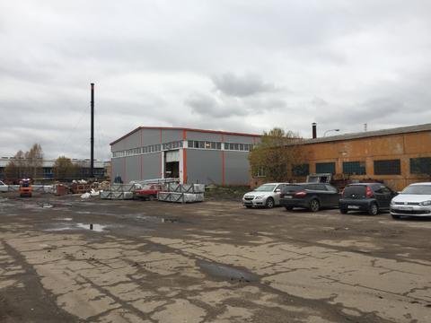 Производственно-складская территория - Фото 3