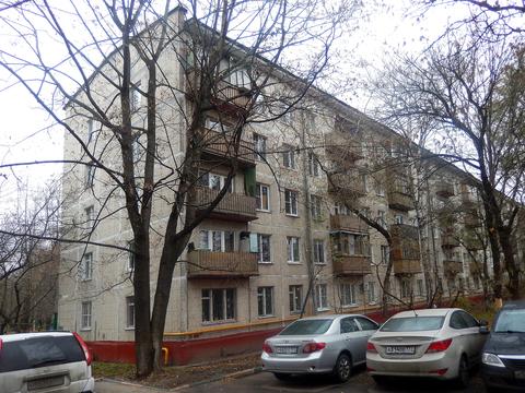 Двухкомнатная Квартира Москва, улица Большая Черемушкинская, д.10, . - Фото 1