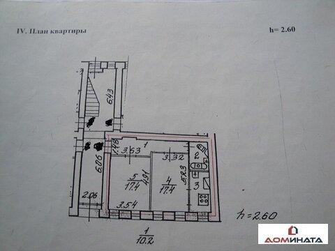 Продажа квартиры, м. Петроградская, Ул. Подрезова - Фото 2