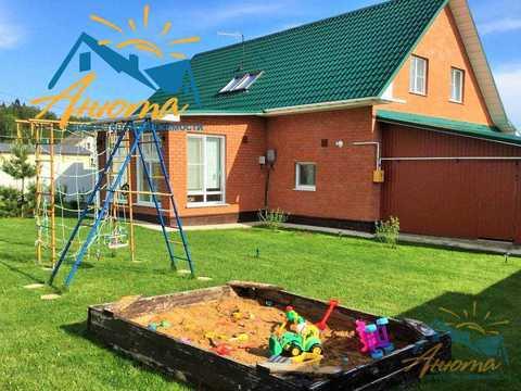 Просторный качественный дом в пригороде Обнинска Калужской области - Фото 1