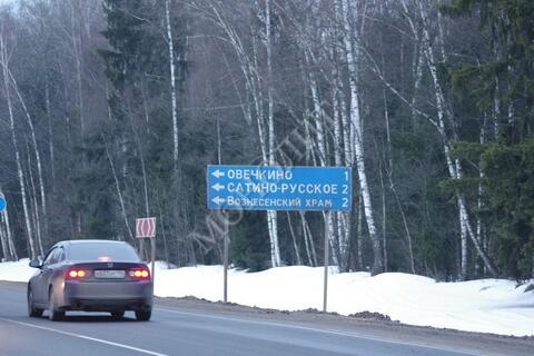 Земельный участок 12 гектаров. г. Москва, п. Щаповское, д. Овечкино - Фото 1