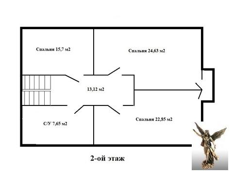 Готовый дом по цене квартиры вблизи города. - Фото 4