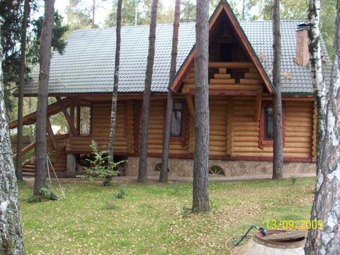 Деревянный коттедж на 22 человека с купелью - Фото 4