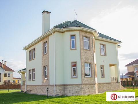 Загородный дом 273 кв.м, участок 15 соток, 32 км от МКАД Киевское ш. - Фото 3