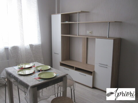 Продается 1 комнатная квартира пос. Свердловский ул. Строителей д. 12. - Фото 3