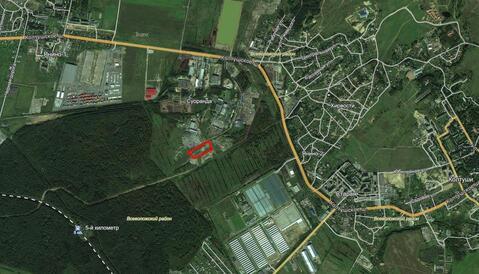 Земли промышленности 3 га в промзоне Янино - 2 - Фото 1