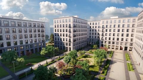 Двухкомнатная квартира г. Москва, Кожевнический пр. д.4 - Фото 2