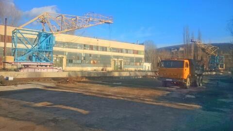 Продается производственная работающая база г. Инкерман - Фото 1