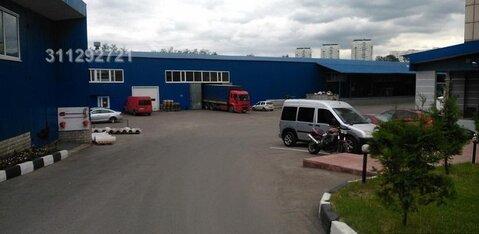 Сдается отапливаемое и охраняемое складское помещение (склад, производ - Фото 3