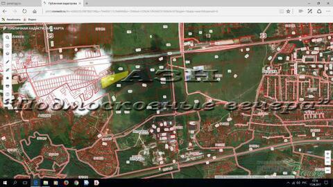 Горьковское ш. 99 км от МКАД, Леоново, Участок 350 сот. - Фото 1
