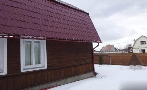 Дом 140 кв.м, 8 сот, 38 км от МКАД. Киевское или Калужское ш. - Фото 5