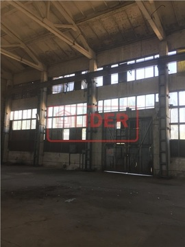 Склад/Производство 500 м2 с Офисом/Проживанием в Инкермане - Фото 1
