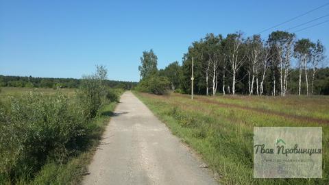 Участок 20 соток у Хвойного леса в селе Ивановское Ступинского района - Фото 3