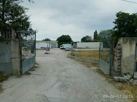 Продается производственная база в г. Феодосия - Фото 1