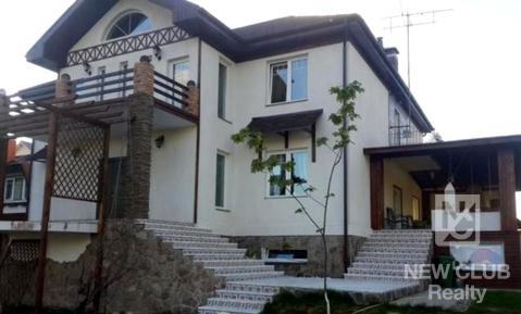 Дом 650 м2 15 сот, д Крекшино, 20 км от МКАД. Новая Москва. - Фото 3