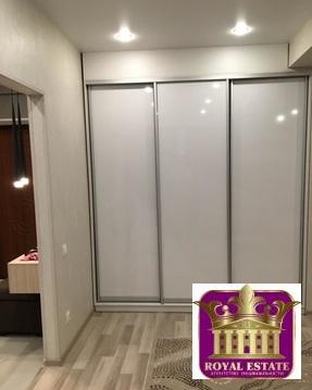 Сдается шикарная 1к квартира в новострое проспект Победы - Фото 3