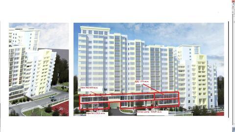 Торгово-офисное помещение от 250-600 кв.м. в центре ул. Ленина, 156 - Фото 1