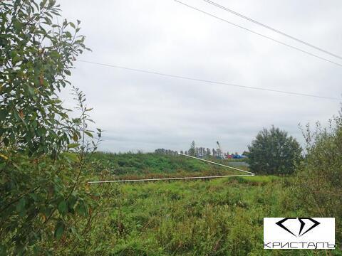 Земля промышленного Назначения, Малое Карлино, Ломоносовский район - Фото 4