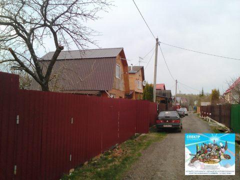 Участок 6 соток, ж/д станция Гривно, Климовск, Подольск. - Фото 2