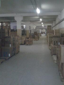 В аренду под склад производство в т.ч Пищевое 1100 кв.м. Без комиссии - Фото 5