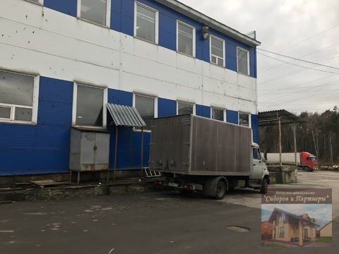 Продается производственно складское помещение 5000 кв.м . - Фото 2