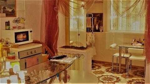 Двухкомнатная квартира в Ялте ул. К.Цеткин. - Фото 3