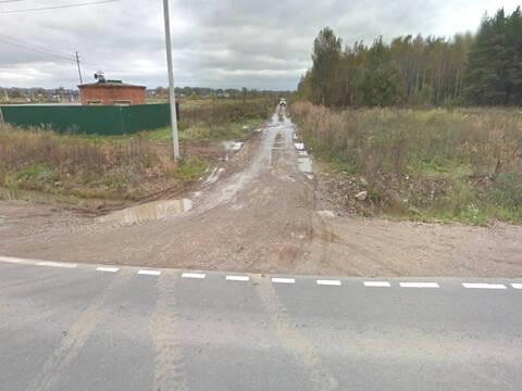 Земельный участок 1 Га. 20 км. от МКАД - Фото 2